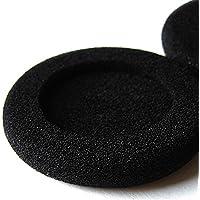 Purchase 12 Pairs 50mm (2inch) Foam Earphone Ear Pad Earbud Headset Sponge Covers Cushions for Sony Neckband Headphones... lowestprice