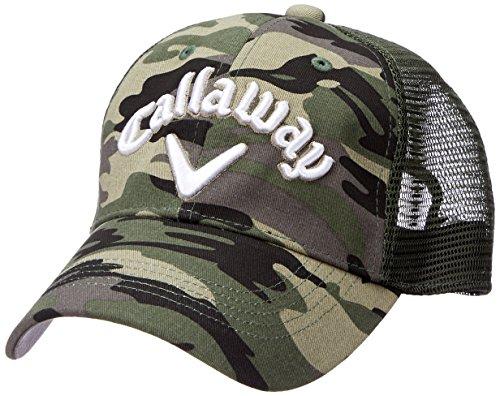 (キャロウェイ アパレル) Callaway Apparel [ メンズ] 定番 ロゴ入り キャップ (クールマックス 採用) / 247-8984603 / 帽子 ゴルフ