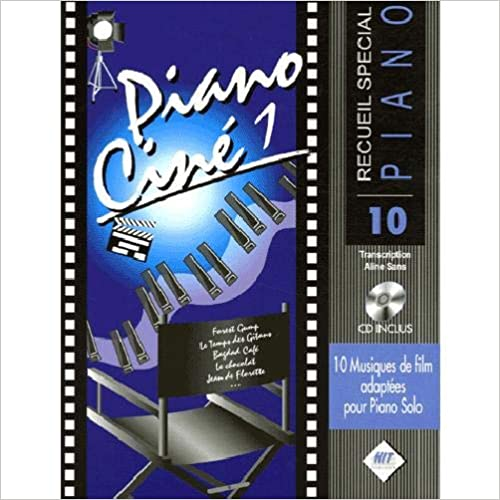 Piano cine 1 Recueil special piano n°10