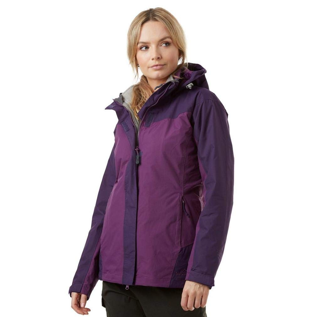 Peter Storm Donna Lakeside 3in1 Navy, Porpora, 44