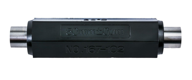 Mitutoyo 167-102 Micrometer Standard, 0-50 mm