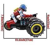 Fistone RC Car High Speed Spinning Stunt Car 2.4G