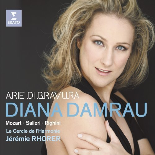 Diana Damrau - Arie di Bravura (Mozart, Salieri, Righini Opera Arias) (2007-11-06) B01G47IZYA