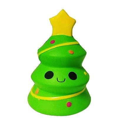 Amazon.com: Pausseo - Muñeca de arbol de Navidad con aroma a ...