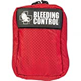 Two Individual Bleed Control Kits for Schools, Law Enforcement and Basic Public Access (2 Pack)
