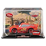 Cars Cars 2 1:43 Collectors Case Intro Lightning McQueen Exclusive Diecast Car
