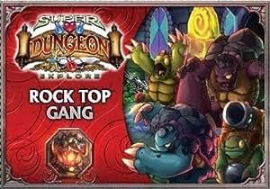Super Dungeon Explore: Rock Top Gang - Extensión para juego de mesa (en inglés)