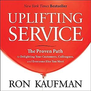 Uplifting Service Audiobook