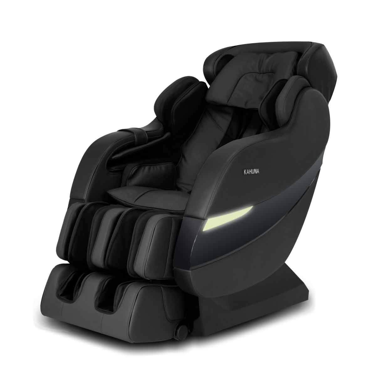 Top Performance Kahuna Superior Massage Chair with SL-Track 6 Rollers - SM-7300S (Black)