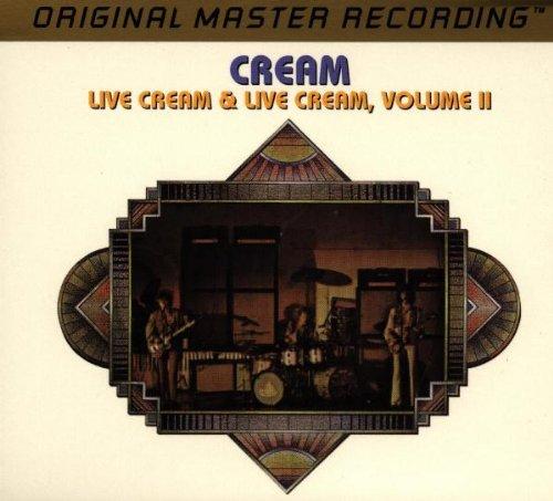 Live Cream / Live Cream, Vol. 2 by Mobile Fidelity