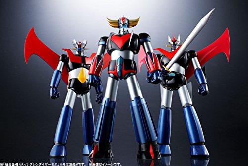 51pwxxpo3KL - Bandai Soul Of Chogokin Grendizer GX-76