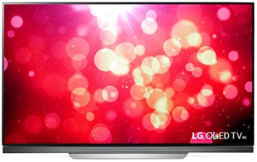 LG Electronics OLED65E7P 65-Inch 4K Ultra HD Smart OLED TV (2018 Model)