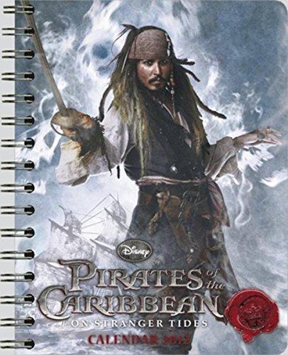 Fluch der Karibik IV 2012 Buchkalender