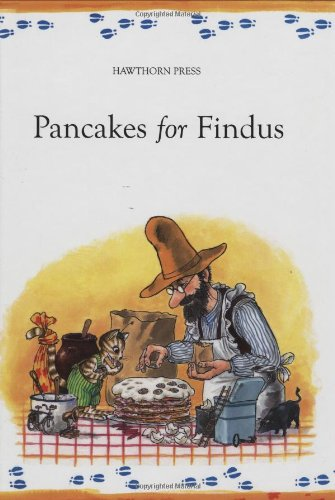 Price comparison product image Pancakes for Findus (Findus and Pettson)