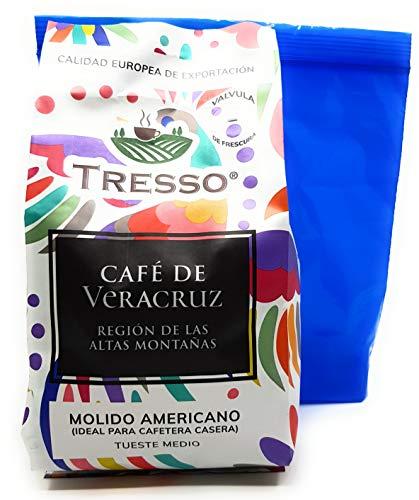 Amazon.com : Tresso Cafe de Veracruz Ground Mexican Medium ...