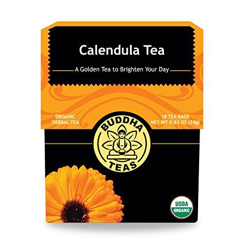Organic Calendula Flower Tea Caffeine Free