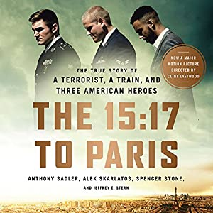The 15:17 to Paris Audiobook