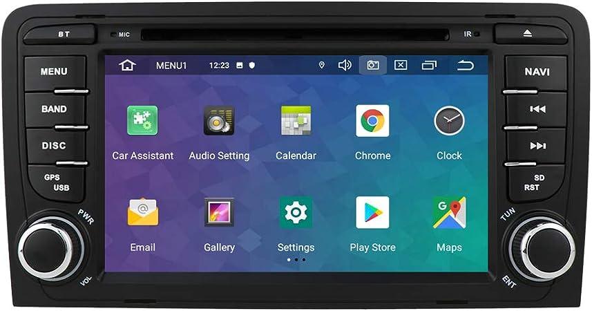Ossuret Android 10 Autoradio Radio Mit Elektronik