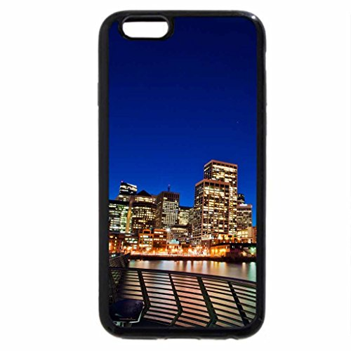 iPhone 6S / iPhone 6 Case (Black) San Francisco