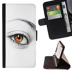 Dragon Case - FOR Samsung Galaxy S3 III I9300 - The world is colorful - Caja de la carpeta del caso en folio de cuero del tir¨®n de la cubierta protectora Shell
