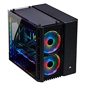 CORSAIR Vengeance 5185 Gaming PC, i7-9700K, RTX 2080, 480GB M.2, 2TB HDD, 16GB DDR4-2666, Win 10