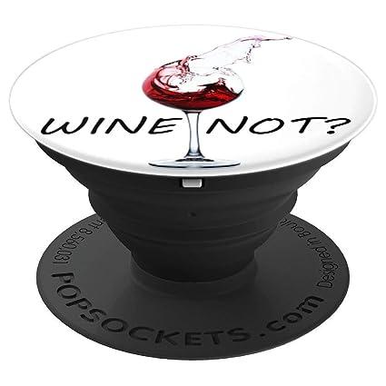 Amazon.com: Agarre de copas de vino no rojo en blanco ...