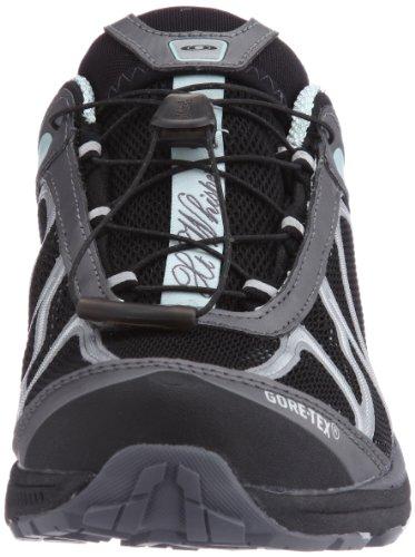 Salomon - Zapatillas para mujer negro negro Talla:44,5 EU negro - negro