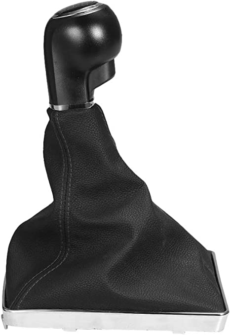 Couvercle du Coffre /à Soufflet Gaiter /à 5 Vitesses et /à 6 Vitesses pour Opel Astra Corsa GTC 05-10 5 Speed Pommeau de Levier de Vitesses