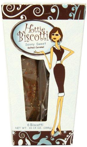 Hottie Biscotti Savvy Sweet Biscotti, 6 (Biscotti Favors)