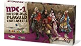 Image of Zombicide Notorious Plagued Characters, Black