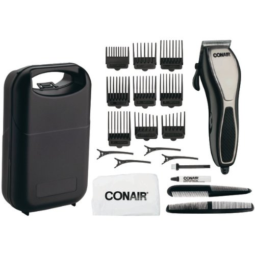 The BEST CONAIR Cut 'n Detail Haircut Kit