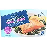 Whole Catch, Whole Catch Sockeye Salmon Fillet, 12 oz, (Frozen)