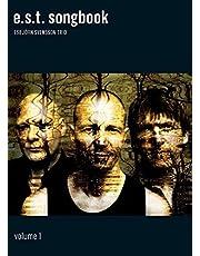 Esbjorn svensson trio: e.s.t. songbook piano