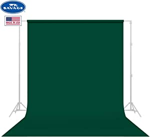 Savage Seamless Background Paper - #18 Evergreen (53 in x 36 ft)