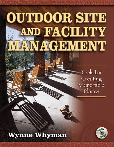 Outdoor Site and Facility Management: Tools for Creating Memorable Places