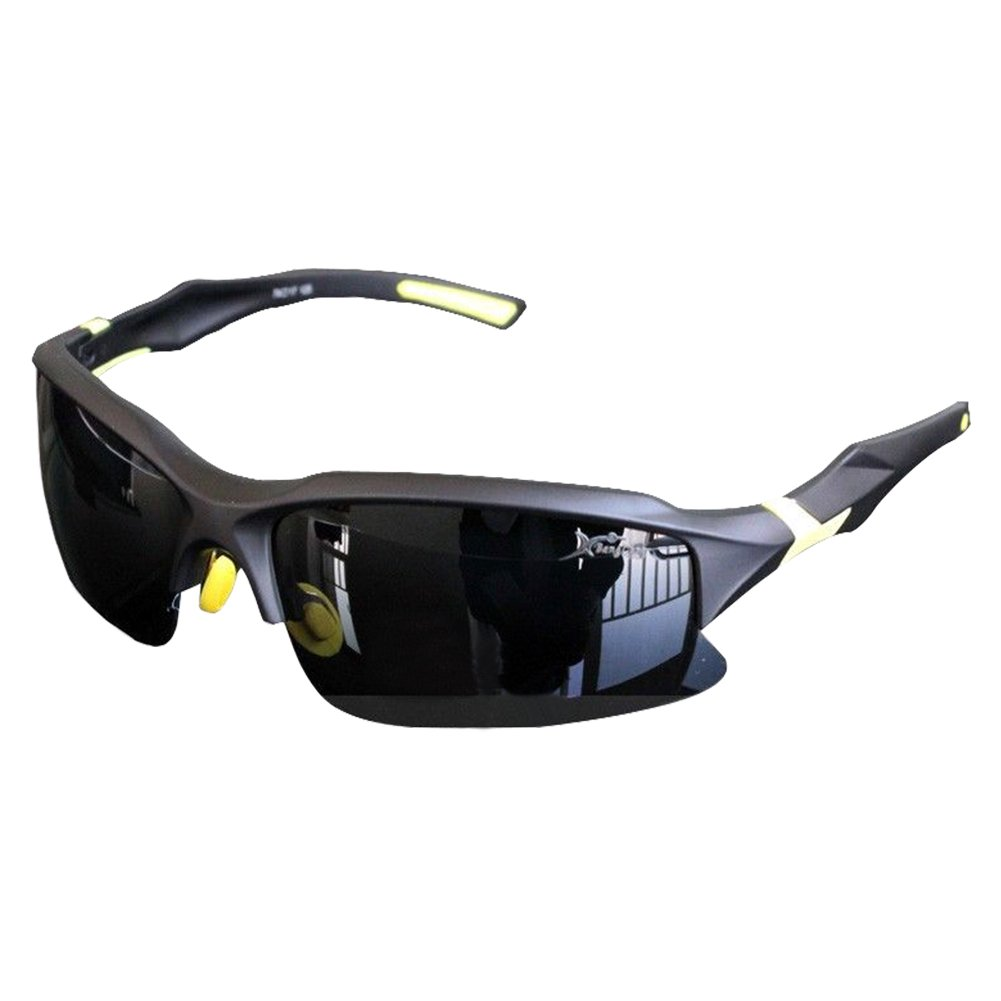 Professional Polarized Aviator Indoor Summer Cycling Driving Fishing Glasses Outdoor Sports Sunglasses Yellow sunglasses bifocal glasses police