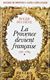img - for Histoire de Provence-Alpes-Co te d'Azur (French Edition) book / textbook / text book