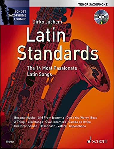 B-Ware Juchem Jazz Standards für Altsaxophon mit CD
