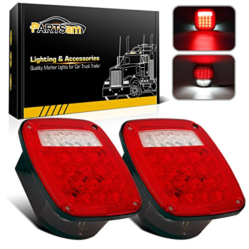 Universal Led Tail Light Kits - 4