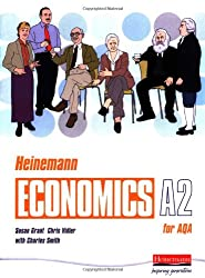 Heinemann Economics for AQA: A2 Student Book