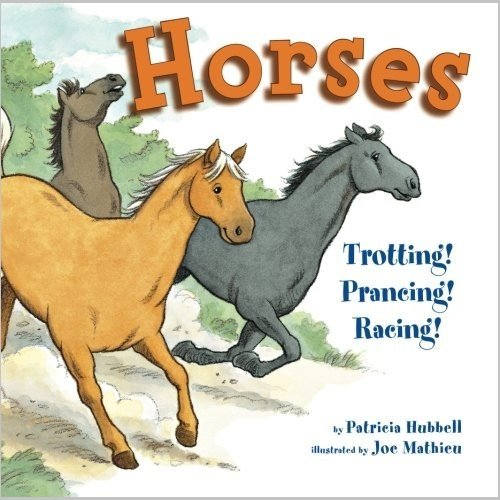 Horses: Trotting! Prancing! Racing! ()
