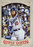 2016 Topps Gypsy Queen Baseball #192 Justin Turner Los Angeles Dodgers
