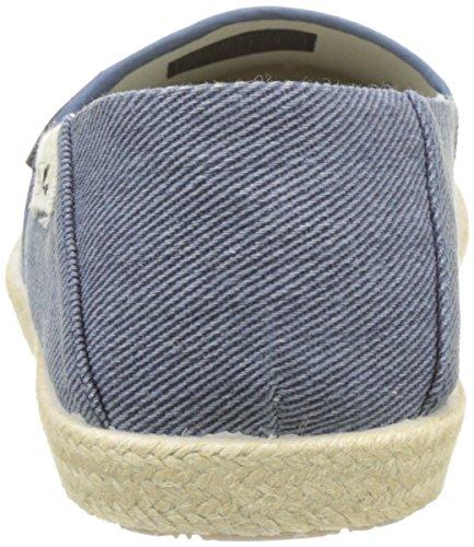 Tommy Hilfiger Herren I2385an 2d_1 Espadrilles Blau (Jeans 013)