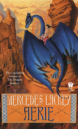 Aerie  The Dragon Jousters  Book 4