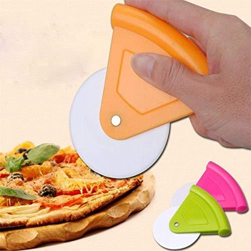 Cortador de pizza de acero inoxidable con soporte de plástico ...