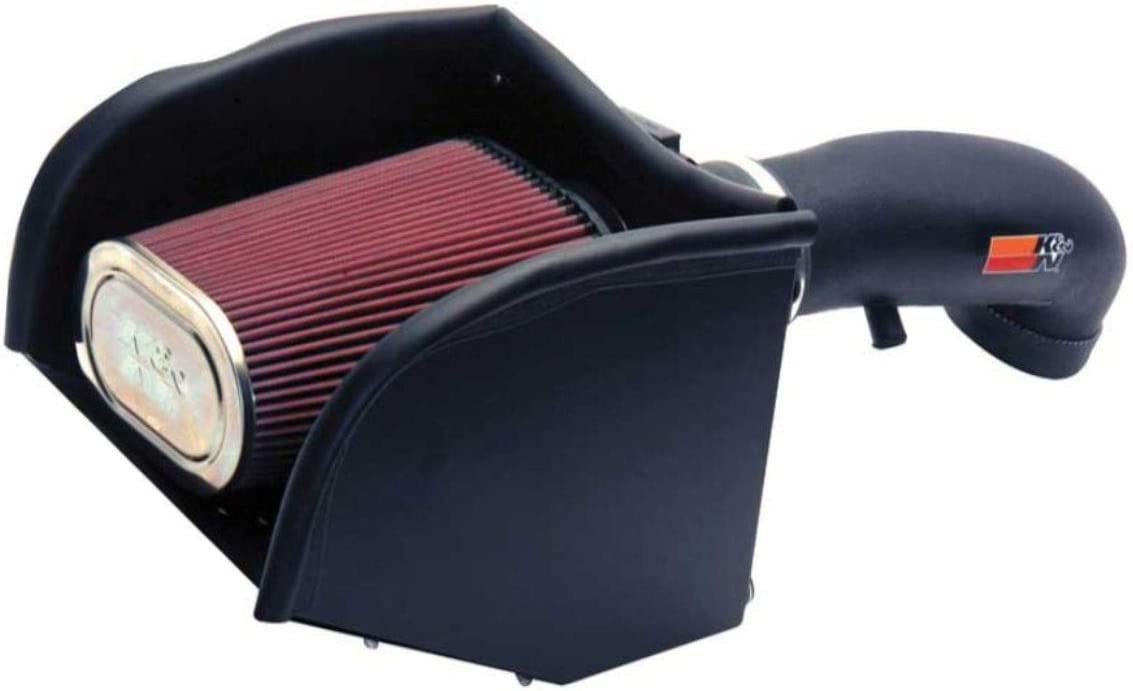 Guaranteed to Increase Horsepower: 50-State Legal: 1991-2000 BMW 57-0190-1 K/&N Cold Air Intake Kit: High Performance 323i, 323Ti, 325i, 328i