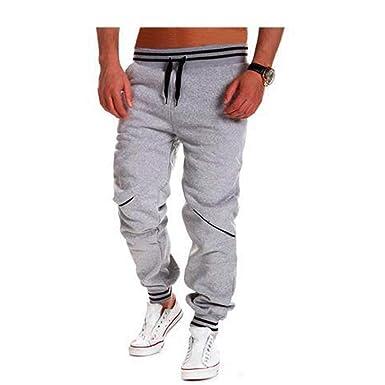 Freizeithos De Los Hombres del Resorte Fitness De Pantalones ...