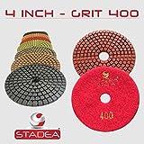 STADEA Grit 400 4