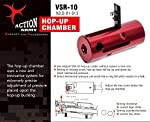 Action Army VSR10 Hop Up Chamber Marui VSR10 / G-Spec, JG BAR10, HFC VSR11 Made in Taiwan