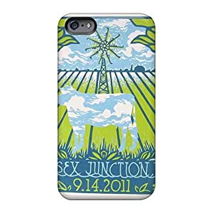 PhilHolmes Iphone 6 Perfect Hard Cell-phone Case Provide Private Custom Fashion Grateful Dead Image [fPv19968MIAy]